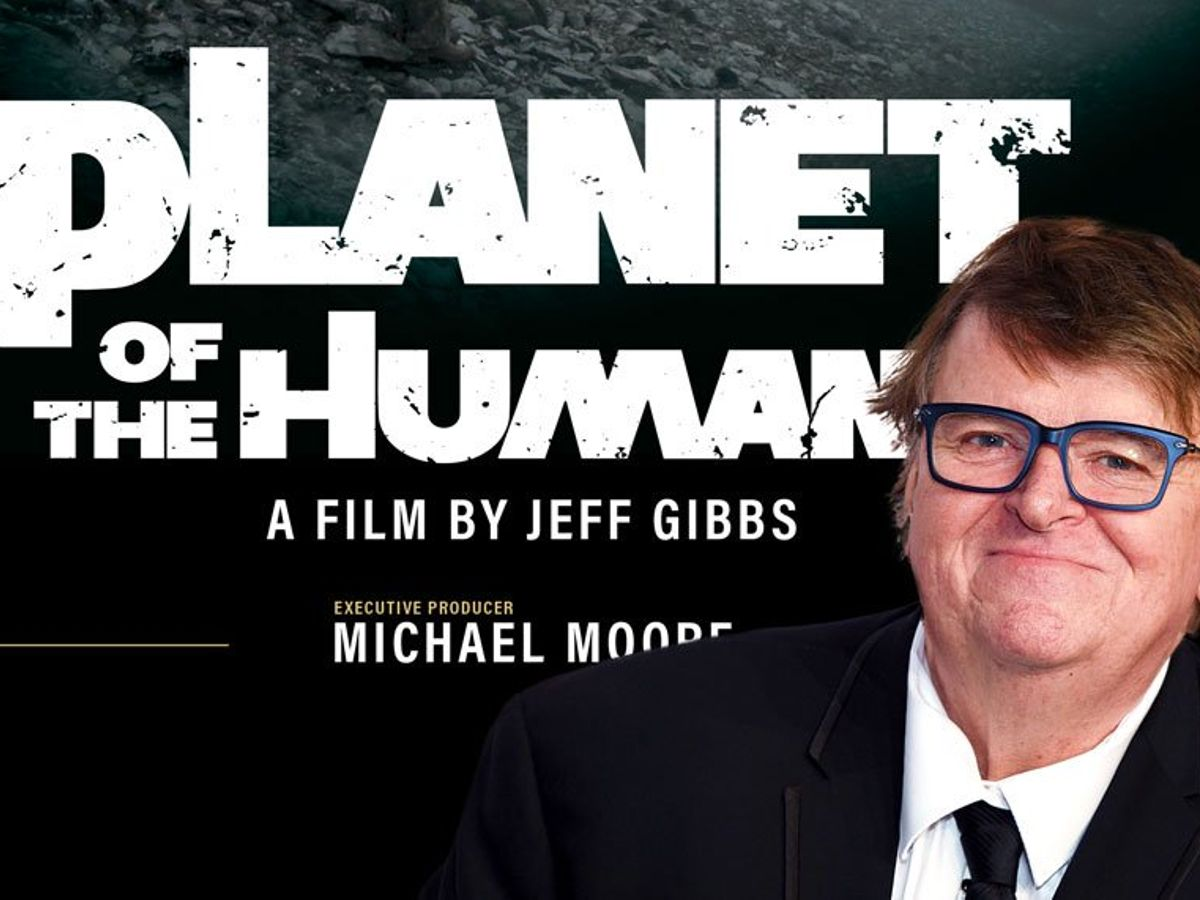 """What most people get wrong about """"Planet of the humans"""""""